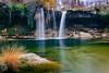 Un rincón del Paraíso (Manuel Fdez) Tags: 2016 agua burgos cascada d3200 nikon pedrosadetobalina sedas trespaderne castillayleón españa