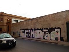 show (Oster ARG) Tags: oster graffiti cordoba argentina tkm tkms ps2 cran wall street calle pintura