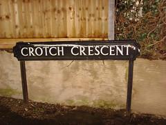Crotch Crescent