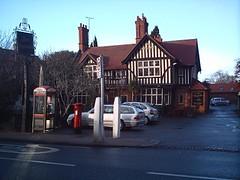The Dysart, 135 Petersham Rd, Petersham, Richmond, TW10 7AA (Doogal Bell) Tags: london pub random finder
