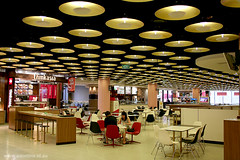 Melbourne Central Food Court (Adam Dimech) Tags: food court mall australia melbourne shoppingcentre victoria melbournecentral