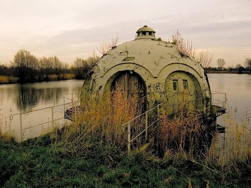 Wo der Wassermann wohnt ...