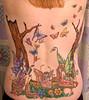 My Back (Kerrie Lynn Photography (Sugaree_GD)) Tags: tattoo butterflies fairy views fairies 10000 backpiece amybrown staceysharp