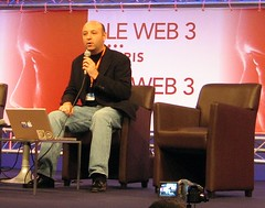 Gil Penchina, Wikia, LeWeb3 (Pierre Metivier) Tags: paris france blog europe internet web20 web2 loiclemeur lemeur leweb3