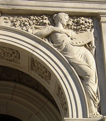 Library Of Congress Muse (Cowtools) Tags: statue washingtondc architecturaldetail muse creativecommons libraryofcongress uscapitolbuilding december10 interestingness455 interestingness473 i500