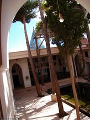 Mosque in Abyaneh