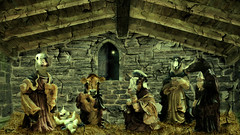 Stable Fable (Matt West) Tags: christmas xmas horse barn festive joseph gold star cow duck holidays christ sheep mary jesus goat moo lamb merrychristmas threewisemen baa stable quack nativity neigh myrrh frankincense bleat views200 views300 abalmwhatyagivinimabalmforitmightbiteim