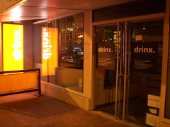 Drinx is closed