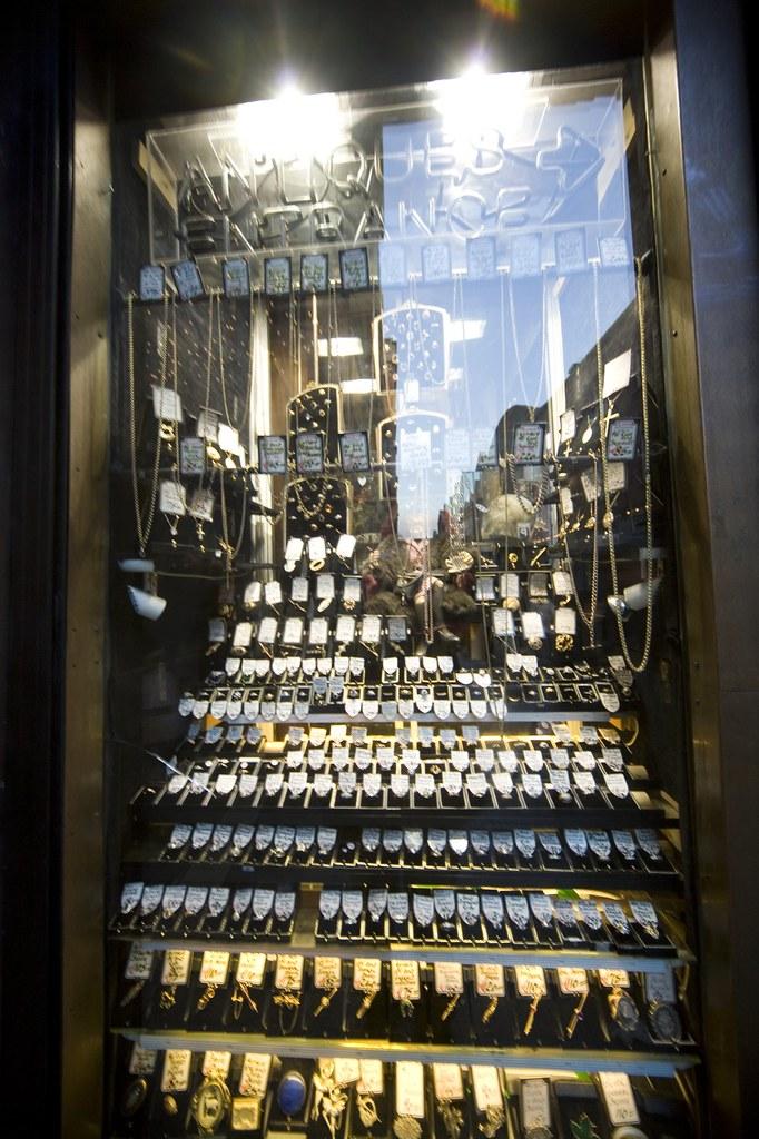 Shop Window - Dublin