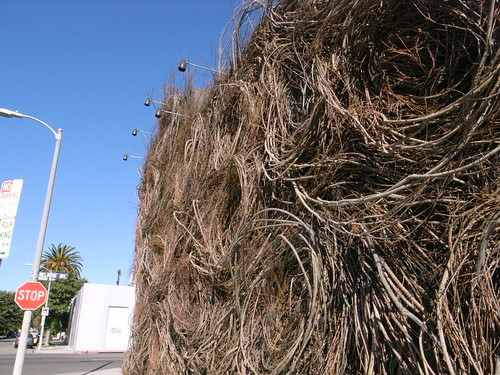 Knot Thatch Structure