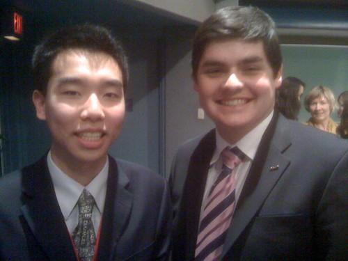 Jacky Leung & Alex Shipton of Crossroads Conference