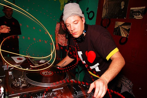 diplo @ taxlo @ talking head