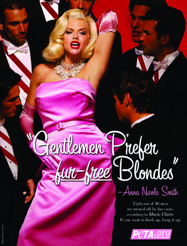 PETA (Anna Nicole Smith)