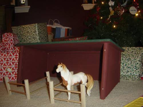 handmade stable