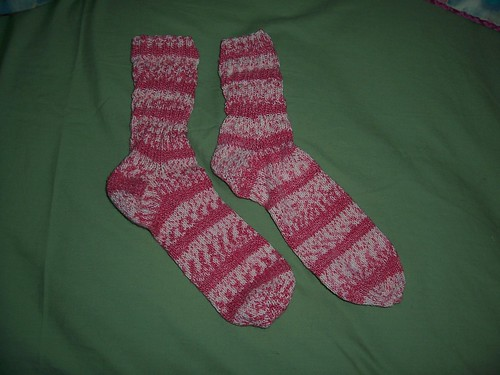 Swedish Clown Cotton Sox