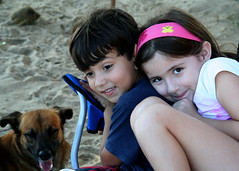 Alejandro and Sophia
