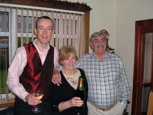 Michael, Mum and Dad