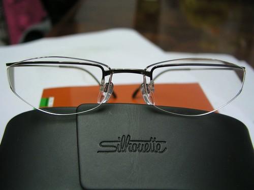 Silhouette(詩樂) 眼鏡 Mod. 6590