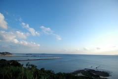 White Beach (earthhopper) Tags: white beach japan geotagged us military nuclear submarine okinawa  peninsula base whitebeach  katsuren  geo:tool=yuancc      heshikiya geo:lat=26305236 geo:lon=127910471  yakena