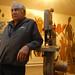 John Hoover--artist, shaman, shapeshifter