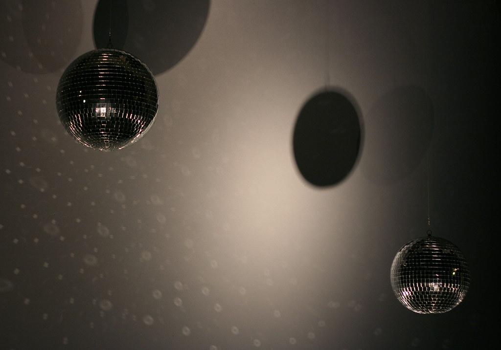 Milford disco balls