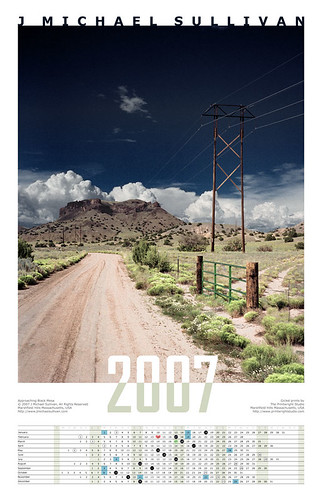 My 2007 Calendar