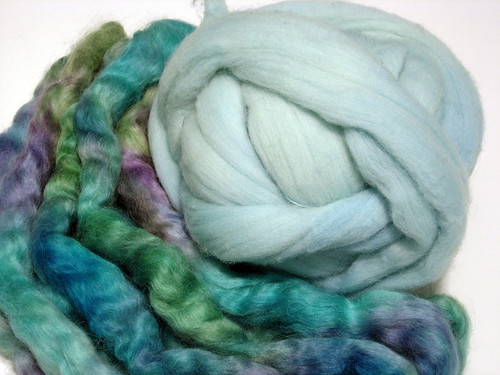 Birthday & Christmas roving!