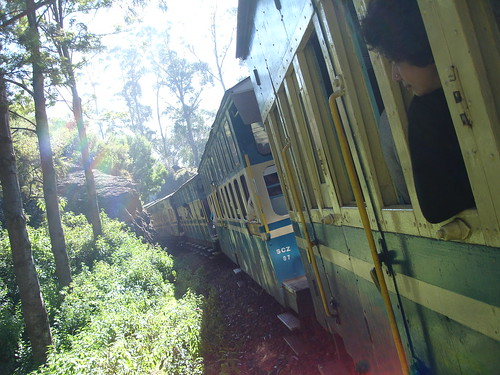 Ooty-Koonoor Train