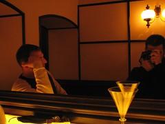 Modello svogliato (Stranju) Tags: romania viaggio vacanza locali fotonotturne notturni canonpowershots3is leregolesonofatteperessereinfrante stranju withcanonican clulnapoca capodannodintorni