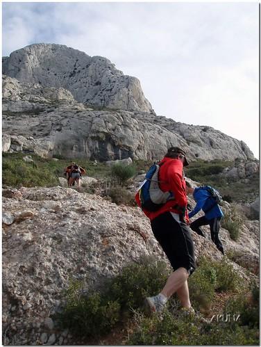 Trail OFF sainte victoire 2007 (32)reworked