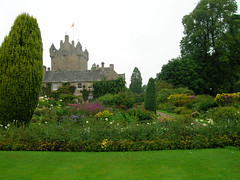 Cawdor Castle grounds
