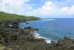 Taveuni blow hole (Samanti79) Tags: fiji blowhole taveuni