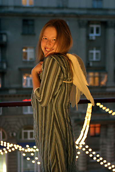 The Angel. Moscow.
