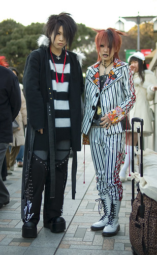 Japanese Fashion - Cosplay by Adrian.N.