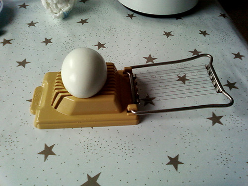 Egg Cutter, part 1.