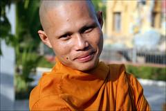 Ratha (mboogiedown) Tags: travel friends orange smile happy pagoda interestingness asia cambodia peace khmer robe buddhist joy happiness monk buddhism explore southeast bang province monastic battambang indochine venerable indochina ratha dhamma kampuchea cambogia interestingness432 khmersmile i500 travelforpeace camboge soksabay beatravelernotatourist itsallaboutthepeople reasontolearnkhmer peopleiwillneverforget battam ifthephotographerisinterestedinthepeopleinfrontofhislensandifheiscompassionateitsalreadyalottheinstrumentisnotthecamerabutthephotographer~evearnold ifthephotographerisinterestedinthepeopleinfrontofhislensandifheiscompassionateitsalreadyalottheinstrumentisnotthecamerabutthephotographerevaarnold