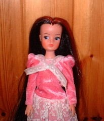 4.  Re-rooted Sindy Doll A (purplegothicqueen) Tags: sindy sindydoll rerootedsindy