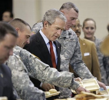 Bush at Fort Benning, 1.11.07   2