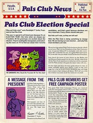 Pals Club Newsletter