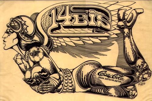 """""""14 bis"""", 1975"""
