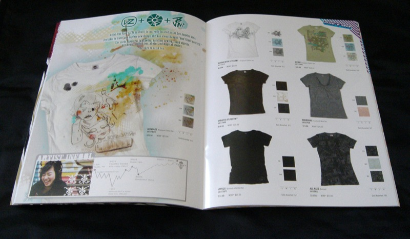 I have a page on Von Zipper's 07 Fall/Winter catalog