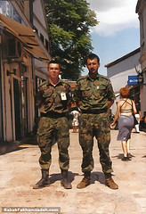 Two Polish UN soldiers
