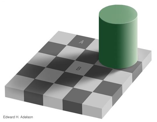 efecto contraste tablero cilindro