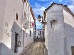 Calle de Galaroza (marathoniano) Tags: street travel espaa calle spain huelva andalucia espagne hdr globalvillage galaroza photomatix mywinners abigfave marathoniano