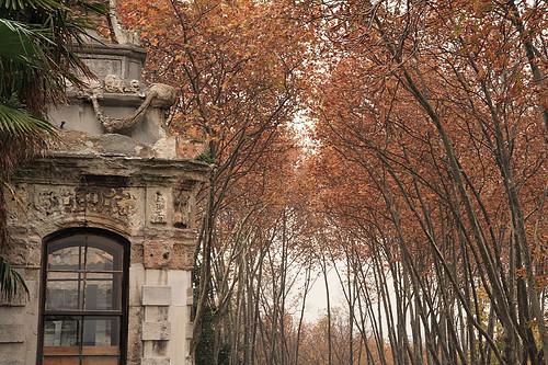 托普卡博皇宮第四庭園一景