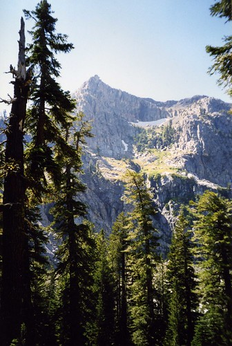 Ridge Above Devil's Corral