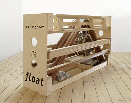Float transportation box