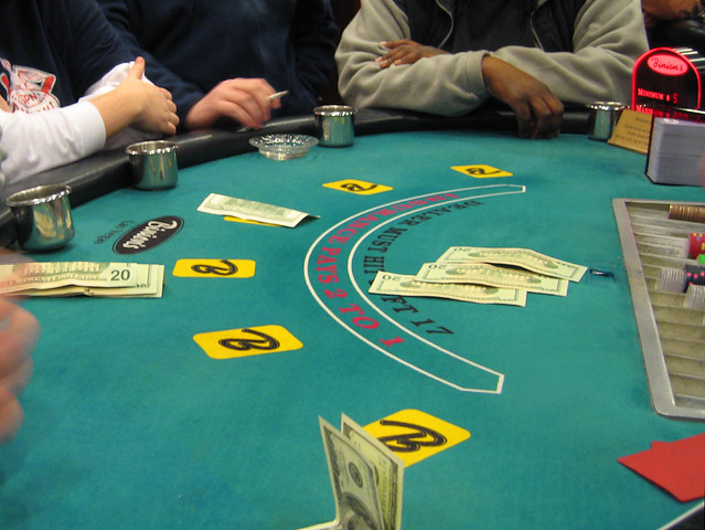 358803681 6cde2c6145 z 11 Donts of Playing Blackjack in Vegas