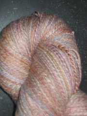 handspun - close-up