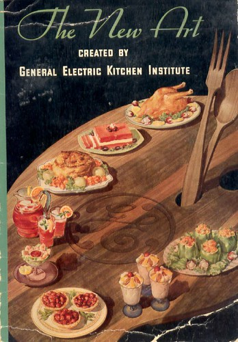 Vintage Cookbook, 1936